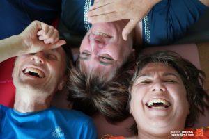 Parmi nos activités de Bien-Etre, le Yoga du rire