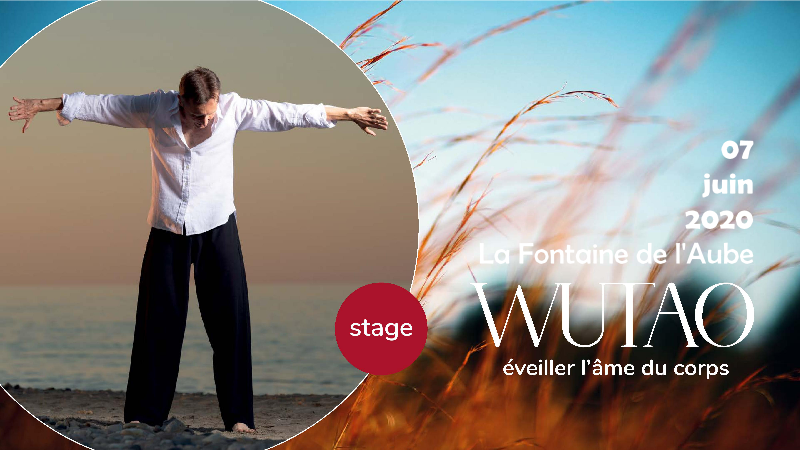 Stage Wutao Cadenet 7 juin