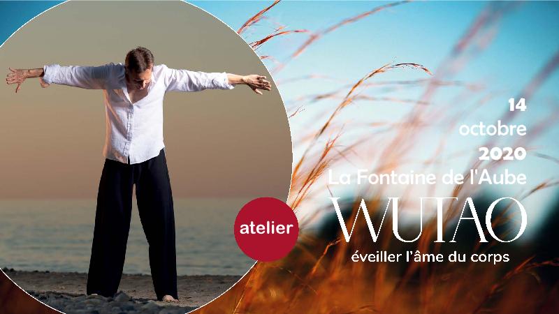 Atelier Wutao Cadenet 14 octobre