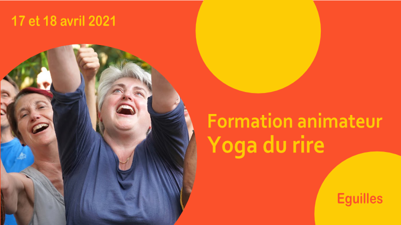 Formation animat-eur-rice Yoga du rire