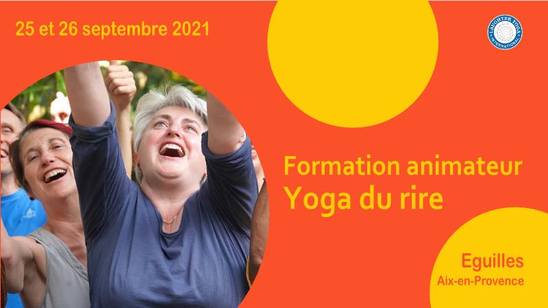 Formation animateur Yoga du rire