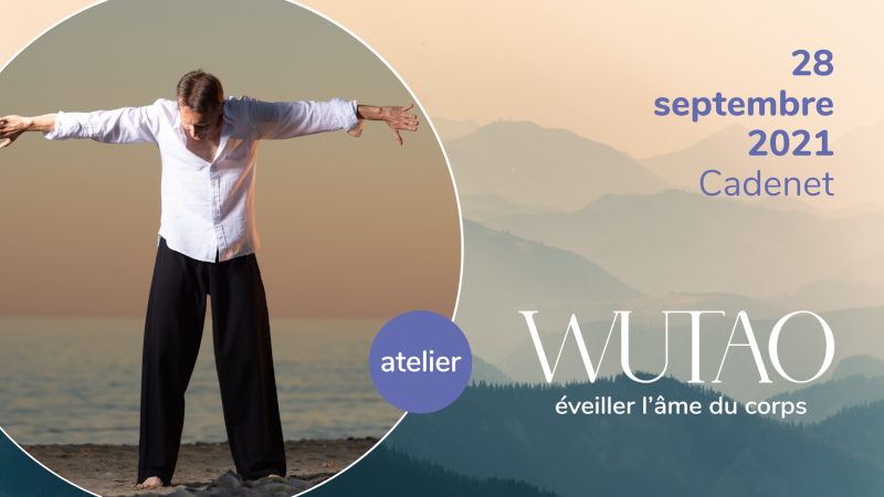Atelier Wutao Cadenet 28 septembre